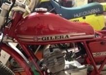 Quel Gilera 50 5v, quarant'anni dopo