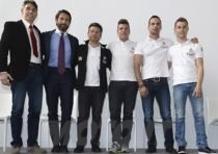 MV Agusta, presentato il team ufficiale Yakhnich Motorsport