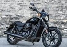 Ruvolo (H-D): Street 750, la vera Harley per i neo harleisti