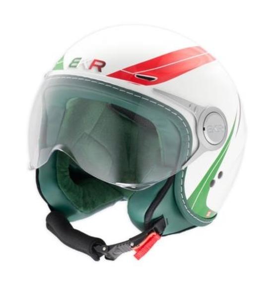 BKR: casco jet Due Italia Limited Edition