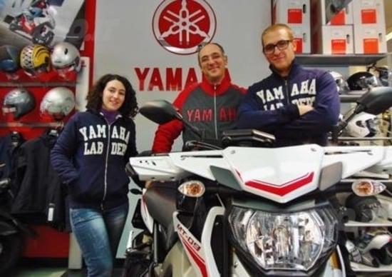 Storie di concessionari: Motus Vivendi, Yamaha Palermo