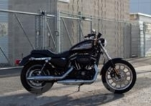 Una Harley-Davidson per i Vigili Urbani di Roma