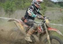 Trofeo Enduro KTM. Gubbio, il mare di fango non ferma i piloti!