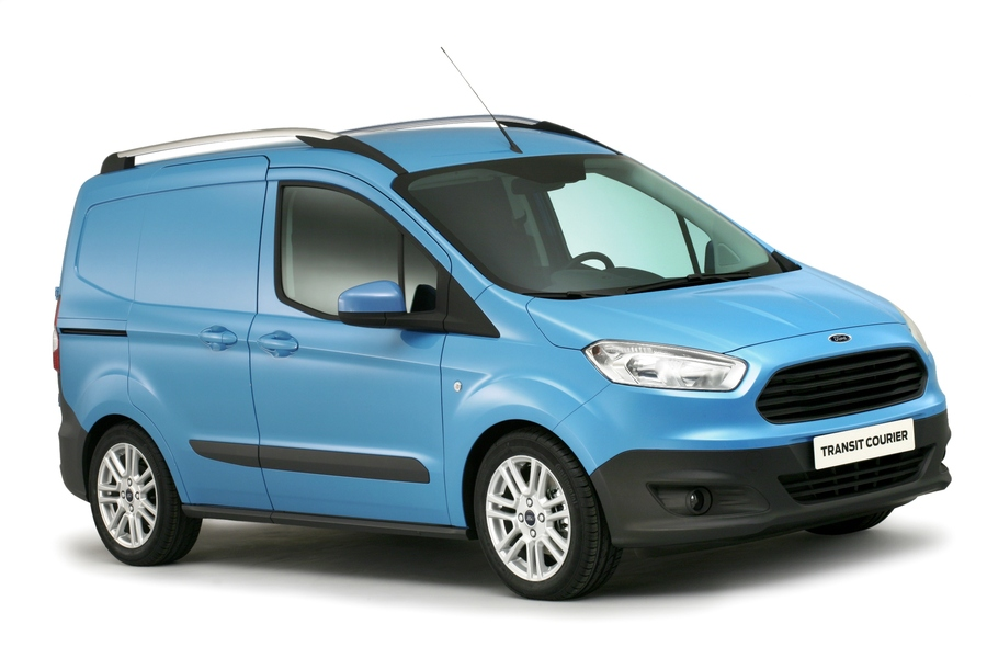 Ford Transit Courier Courier 1.5 TDCi 100CV Van Entry