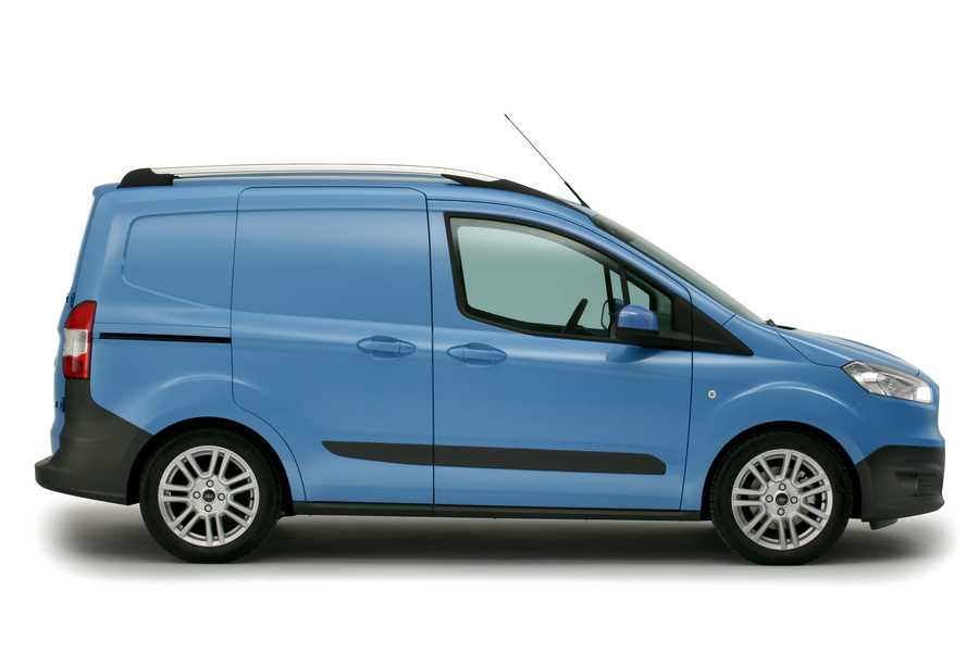Ford Transit Courier Courier 1.5 TDCi 75CV Van Trend (5)