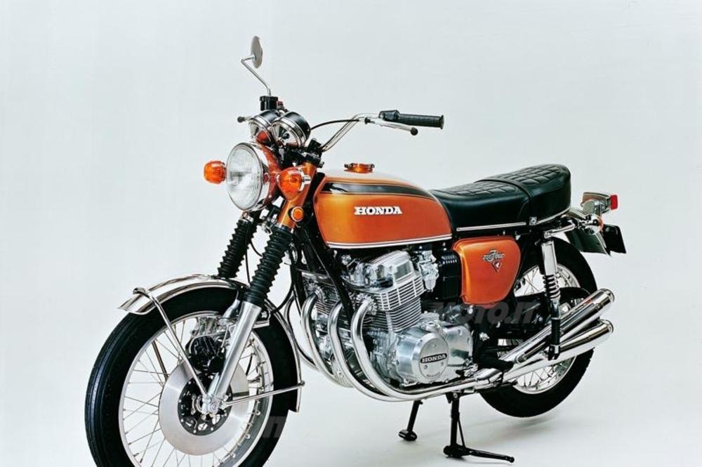 Honda CB 750 Four, 1969