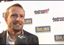 Gibernau: Marquez vincerebbe anche con la Yamaha