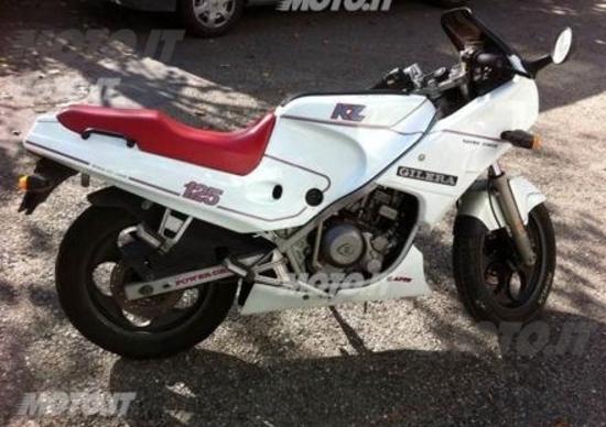 Le Belle e Possibili di Moto.it: Gilera KZ 125