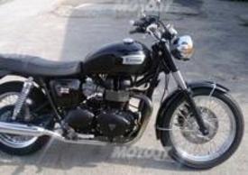 La Triumph Bonneville 900