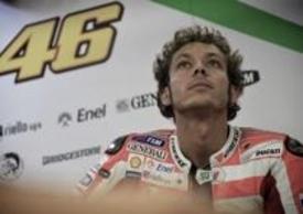 Rossi, Ducati MotoGP 2012