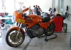 Sviluppata da Augusto Brettoni in unico esemplare nel 1982, la 1000 RGS TT1 erogava 105 cavalli