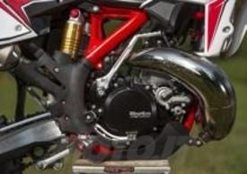 Il nuovo motore a miscela