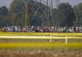 Tre ore coppie Lodi, le moto sono pronte per il via dato dal presidente Giorgio Sangalli