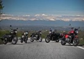 Triumph Classics 2012