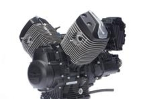 Il motore della MotoGuzzi V7 2012
