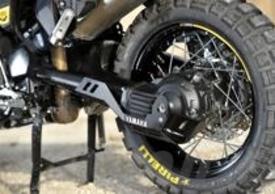 Ottimo il comportamento in fuoristrada delle nuove Pirelli Scorpion Rally