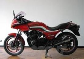 Una GPZ 750 Kawasaki originale