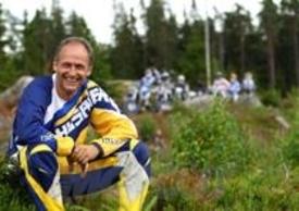La presentazione dei nuovi modelli Husaberg 2012 è stata diretta da Joachin Sauer, importante personaggio del mondo KTM-Husaberg nonché ex pilota di prestigio nell'enduro.