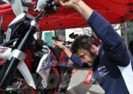 Moto.it ha preso parte alla prima tappa del Campionato Italiano Motorally in sella alla Beta RR 450 del Dirt Racing team