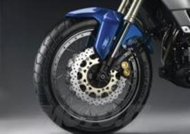 I raggi hanno l'angolazione giusta per resistere alle sollecitazioni dell'off-road e consentono l'adozione di pneumatici tubeless