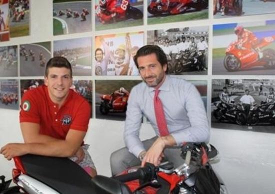MV Agusta rileva il Team Superbike e Supersport