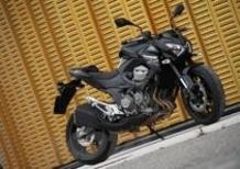 Promozioni Kawasaki su Z800e e Z750R