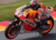 Nona vittoria per Marquez nel GP di Germania
