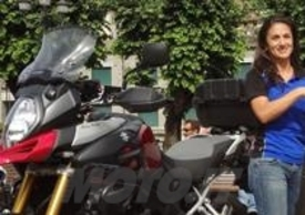 Silvia Procacci, responsabile marketing Suzuki Moto e Marine