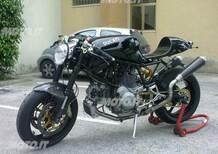 Le Strane di Moto.it: Ducati 900 Supersport Café Racer