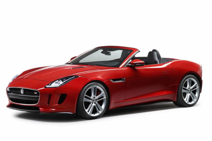 Jaguar F-Type Cabrio (2)