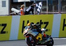 Rabat e Rins vincono in Moto2 e Moto3 a Silversone