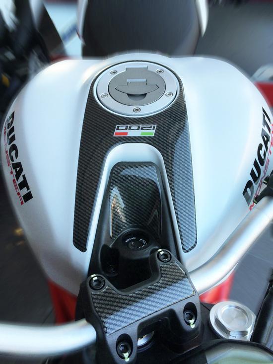 Print: kit di protezione per Ducati Monster 821 e 1200