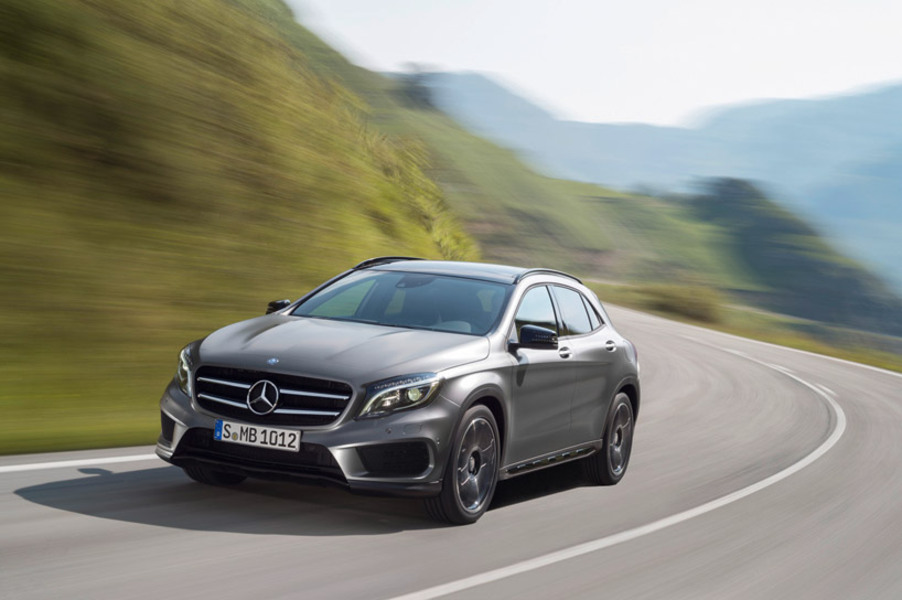 Mercedes-Benz GLA 220 d Automatic 4Matic Business (4)