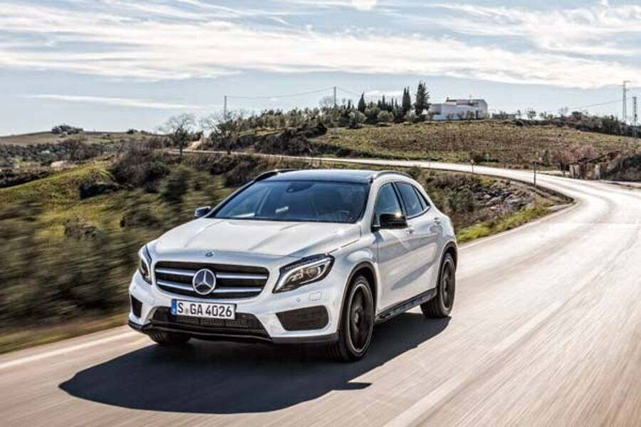Mercedes-Benz GLA 220 d Automatic Enduro (5)