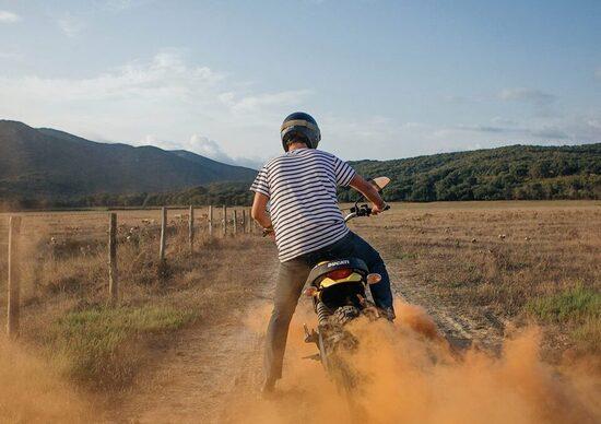 Ducati Scrambler, dettagli da indossare
