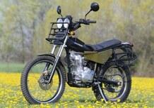 Le moto Borile a Mandello, da Agostini Srl