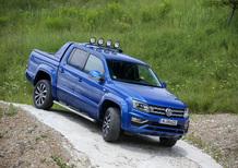 Volkswagen Amarok 3.0 TDI V6 [Video Prime Impressioni]