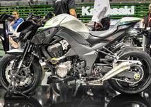 LSL Kawasaki Z1000 Custom Projekt