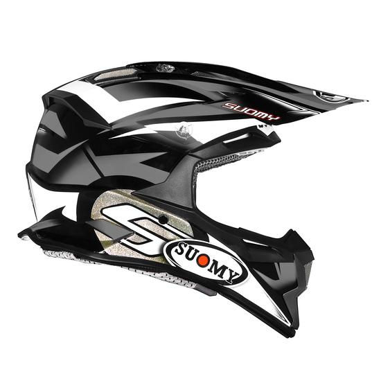 Suomy presenta a Intermot il casco offroad Alpha