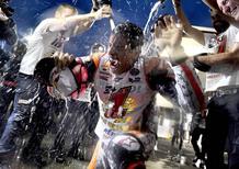Le foto più spettacolari del GP del Giappone