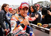 Marquez conquista la pole position a Phillip Island