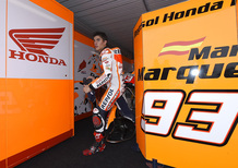 Marquez cade per colpa della Honda?