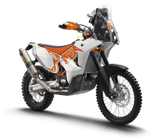 Acerbis per la KTM 450 Rally Replica