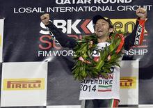 Guintoli Campione del Mondo Superbike 2014