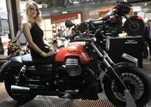 Moto Guzzi Audace 2015