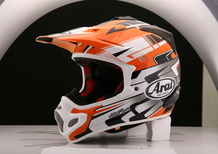 Novità Arai 2015: casco offroad MX-V