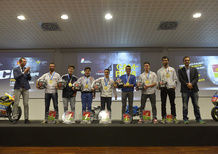 Premiati a EICMA i campioni 2014 del CIV