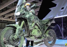 Honda Africa Twin True Adventure, video EICMA 2014