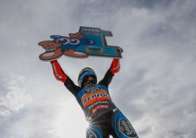 Alex Marquez conquista il titolo in Moto3