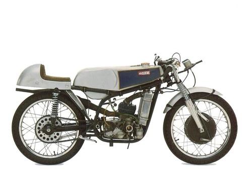 MZ RE125, 1965